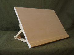 Easel - front